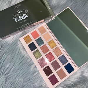 New Authentic Ciate The Editor Eyeshadow Palette